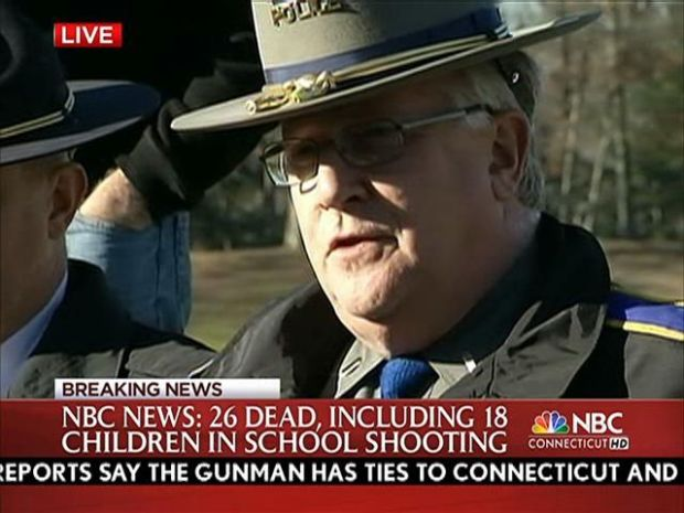 [HAR] State Police Describe Initial Response to Shooting