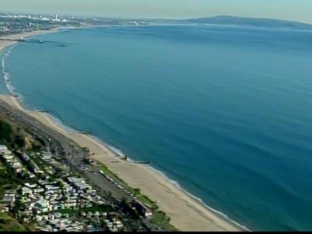 [LA] Aerial Video: Beach Day in November