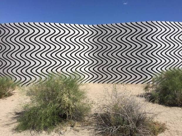 Desert X Sprinkles Art Across Coachella Valley