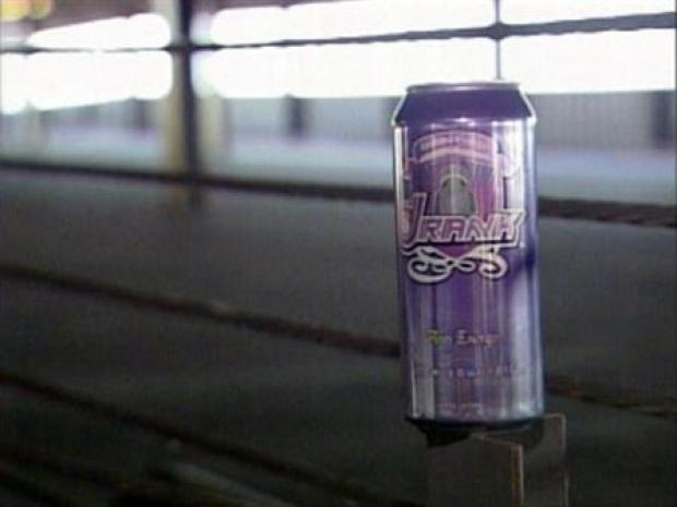 "[DFW] ""Downer"" Drink Copycats Illegal Beverage"