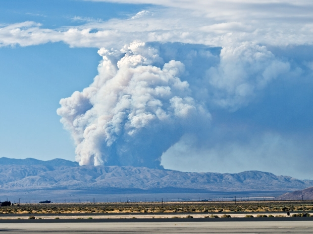 Viewer Images: Sept. 5 Wildfires
