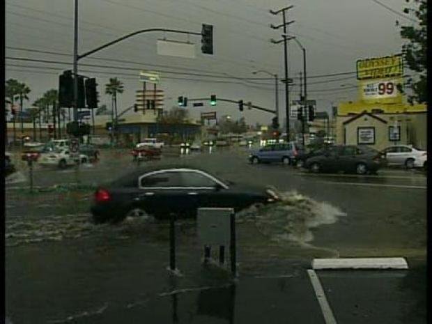 [LA] LA Streets Flood (RAW)