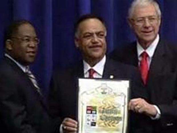 [LA] L.A. Politicians Honor Chatman