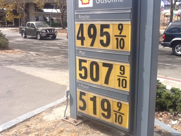 "[LA] Gas Prices Rising: ""I Don't Know How Long We Can Go Like This"""