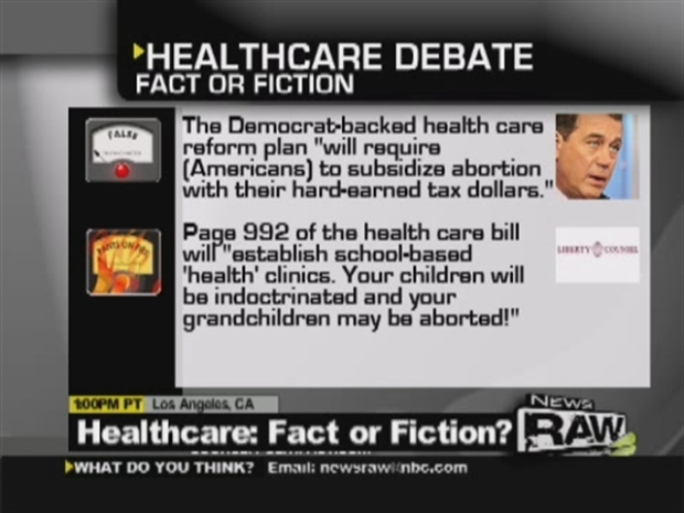 [LA] Healthcare: Fact Vs Fiction