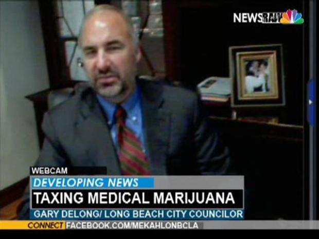 [LA] Taxing Medical Marijuana in Long Beach