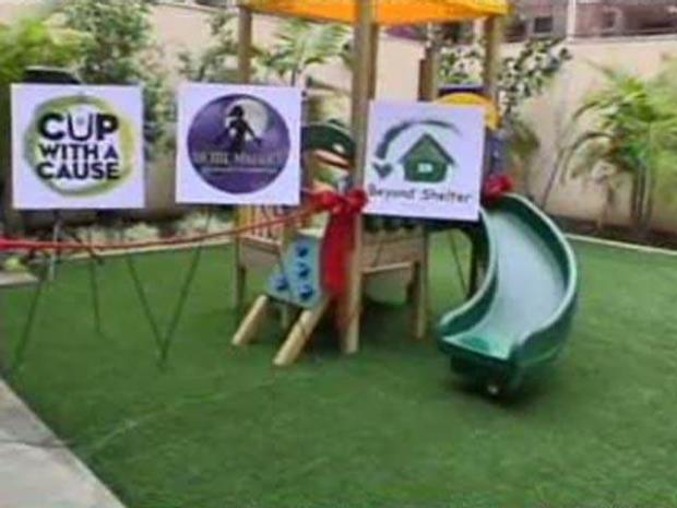 [LA] New Playground Unveiled (RAW)