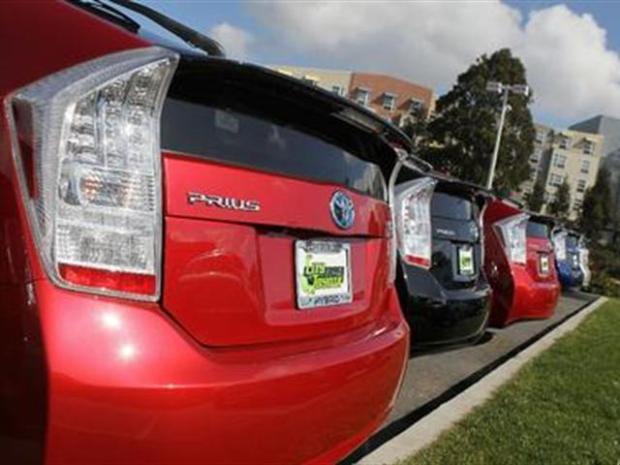 [LA] Prius Still a Star in Hollywood