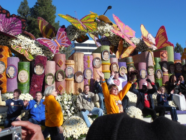 PHOTOS: Floats of the 2015 Rose Parade