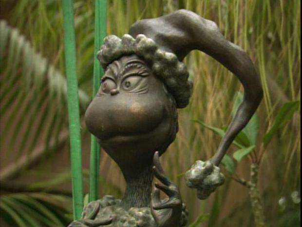 Dr. Seuss Characters Pop Up at the Zoo
