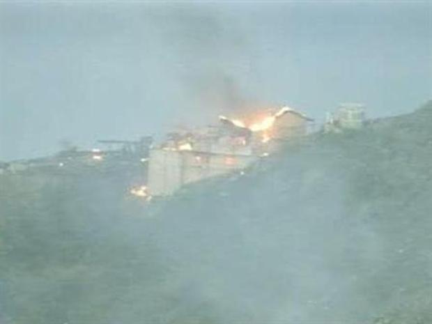 [LA] Firefighters Struggle to Contain Jesusita Fire