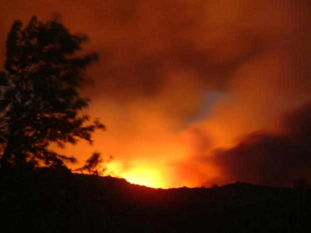 November 2008: Viewer Images from SoCal Fires (Part 2)