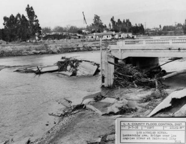 [LA GALLERY] 1938 LA River Flood: A Look Then and Now
