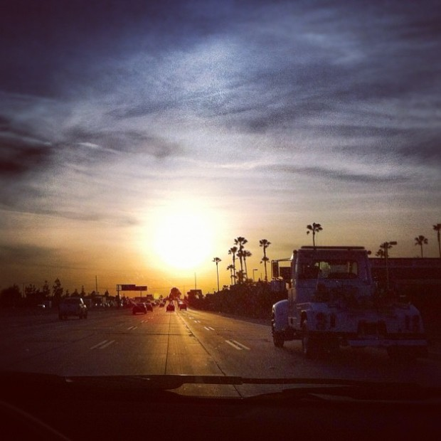 Your #SoCalgram Photos: March 2012