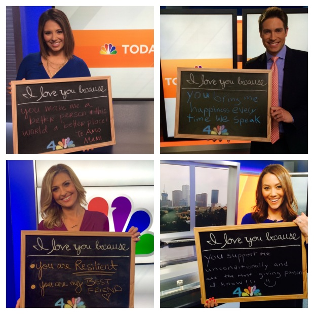 #4YouMom: Viewers Wish Moms a Happy Mother's Day on Today in LA