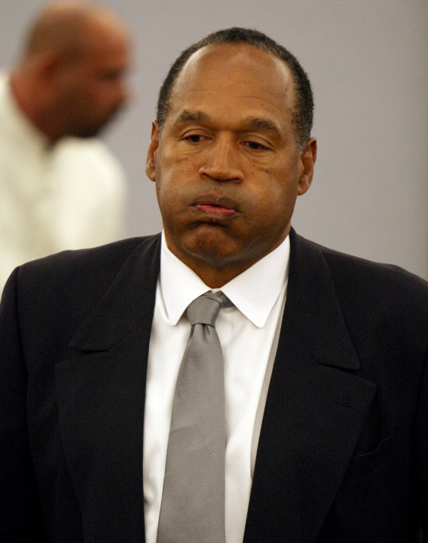 O.J. Simpson Found Guilty