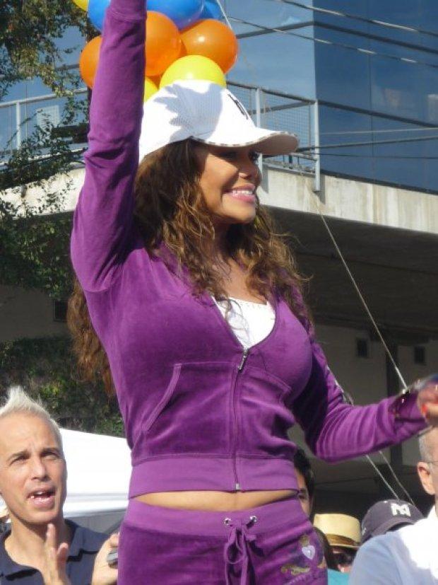 AIDS Walk LA: Supportive Stars