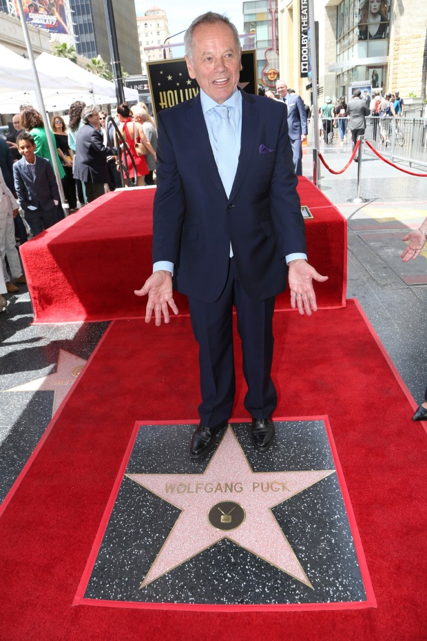 [UPDATED 4/21] Stars Honored on Hollywood Walk of Fame in 2017