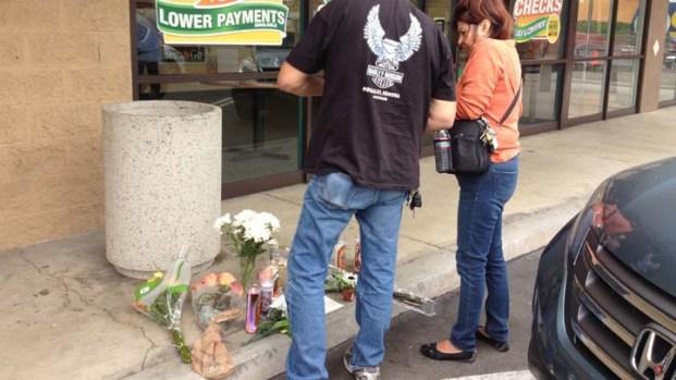 [LA] Mourners Remember Slain Chino Store Clerk