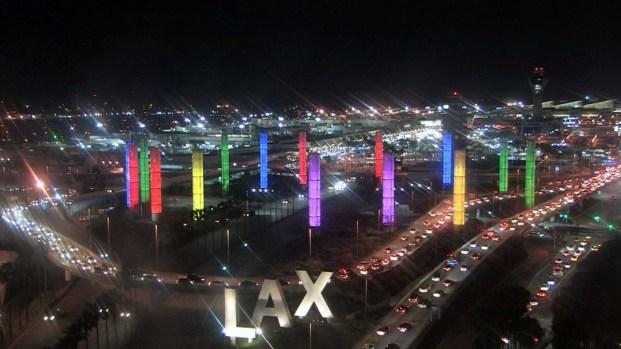 [LA GALLERY] Southern California Tributes to Orlando Nightclub Shooting Victims