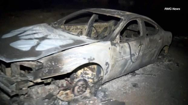 [LA GALLERY] Erskine Fire Destroys Kern County Homes
