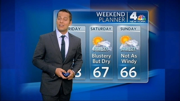 [NY] Your Morning Weather for Friday