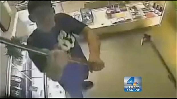 [LA] Raided Pot-Shop Employees File Excessive Force Suit Against LB Police