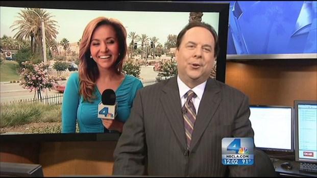 [LA] SoCal Residents Bemoan Sticky Weather