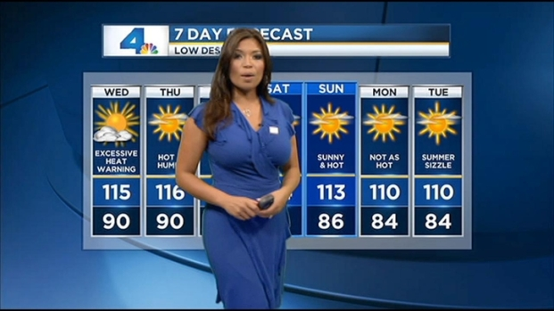 [LA] Weather Video: Wednesday, August 8, 2012