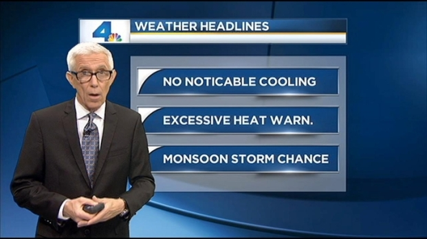 [LA] Excessive Heat Triggers Weather Advisories