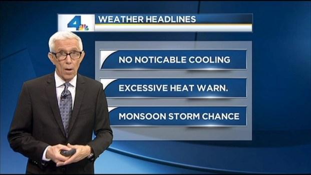 [LA] Excessive Heat Triggers Weather Advisories