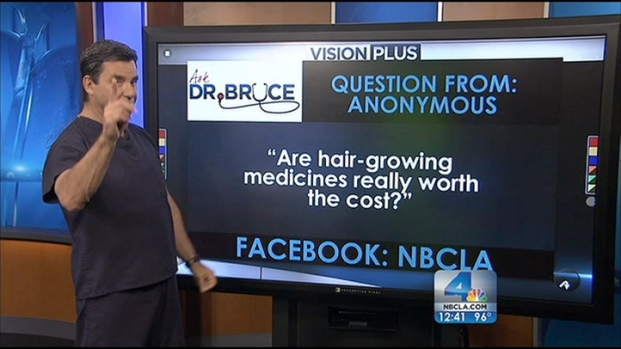 [LA] Ask Dr. Bruce: Motrin, Hair-Growing and Autism