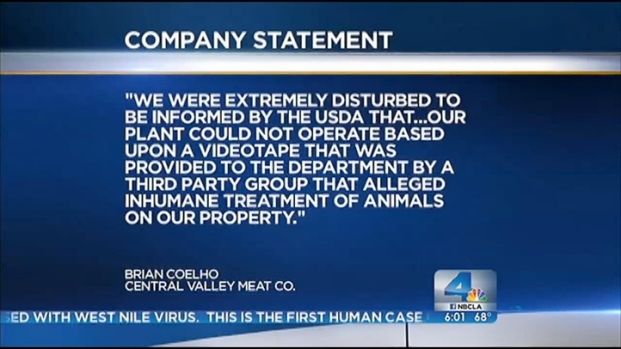 [LA] Feds Close Central Valley Slaughterhouse