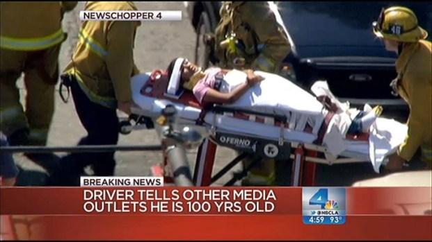 [LA] Man Drives Car into Children Near South LA School