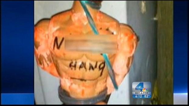 [LA] Riverside Police, Hospital Investigating Racist Display