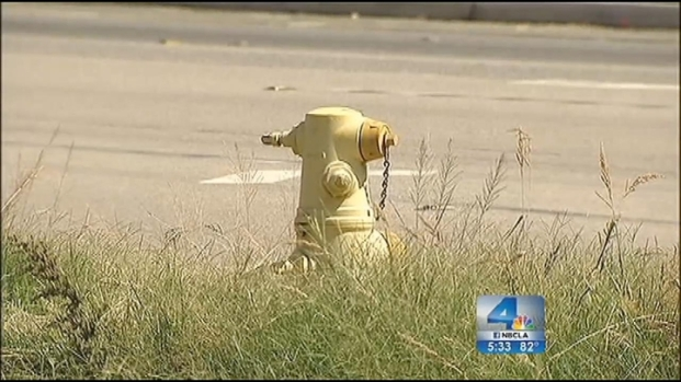 [LA] IE Metal Thieves Target Fire Hydrants