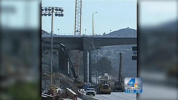 [LA] Carmageddon II Bridge Demolition Work on Schedule