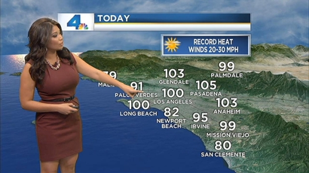 [LA] Weather Forecast: Monday, October 1, 2012