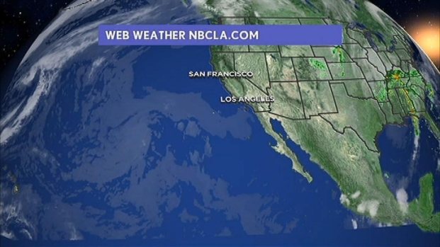 [LA] Afternoon Weather Update: Monday Oct. 1, 2012