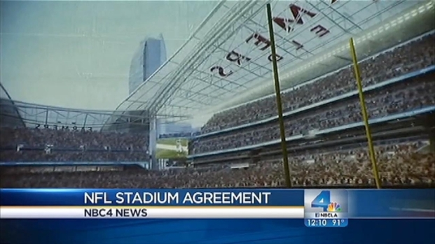 "[LA] ""One Giant Step Closer"" to NFL in LA"