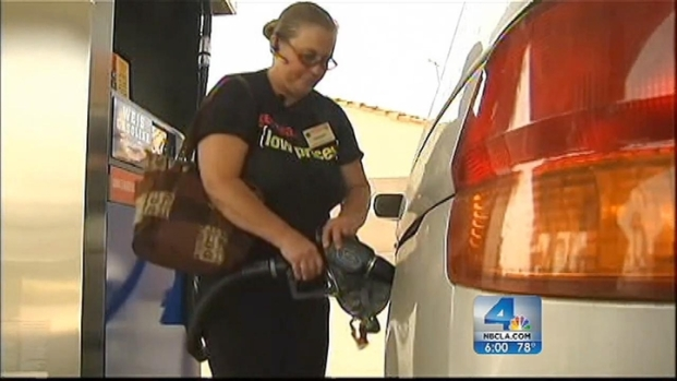[LA] Rising Gas Prices Hit Family-Owned Stations Hardest