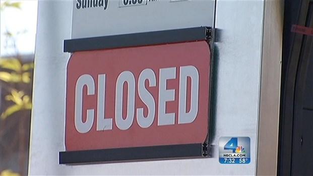 [LA] Gas Price Spike Leaves Motorists Fuming