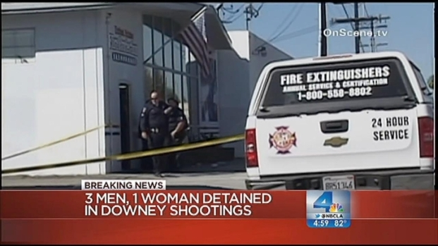 [LA] New Details in Downey Shooting Rampage