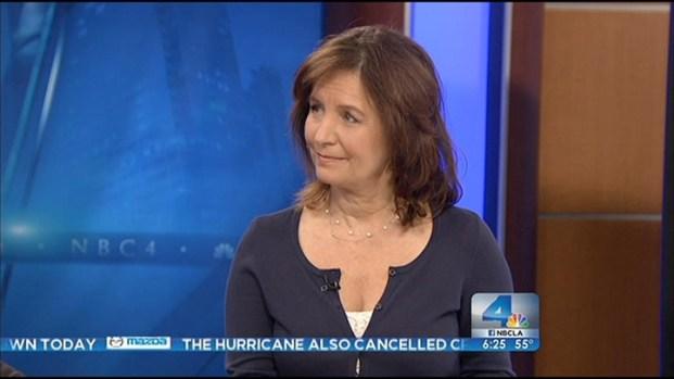 """[LA] Autism Awareness Advocate Elaine Hall On """"Today in LA"""""""