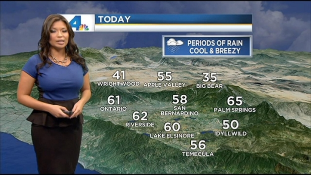 [LA] Weather Forecast: Friday, November 9, 2012