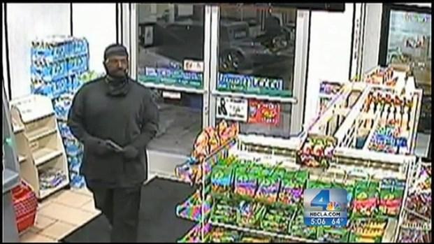"[LA] ""Western Bandit"" Linked to Slaying, Robberies"