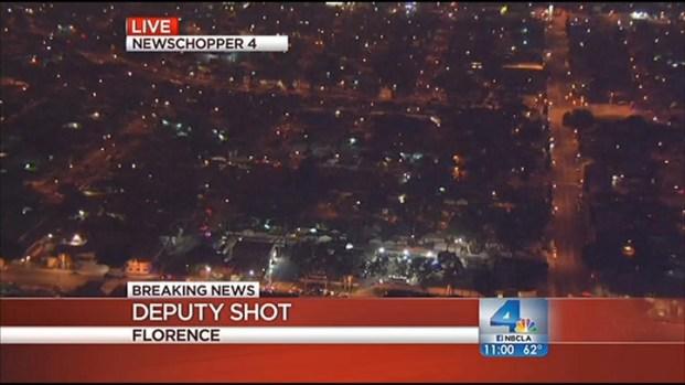 [LA] Sheriff's Deputy Shot in Florence