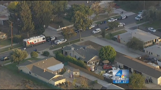 [LA] Body Found in Ontario Driveway; 2 Others Dead in Home