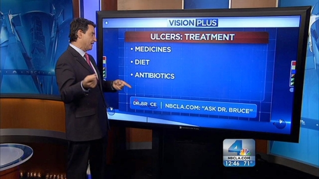 [LA] Ask Dr. Bruce: Bleeding Ulcers and AIDS