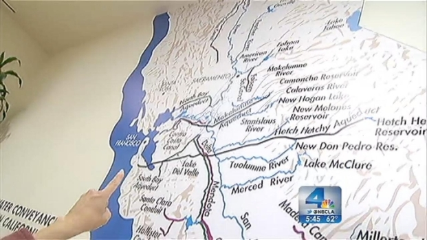 [LA] Latest Storm System Could Replenish SoCal's Water Supply